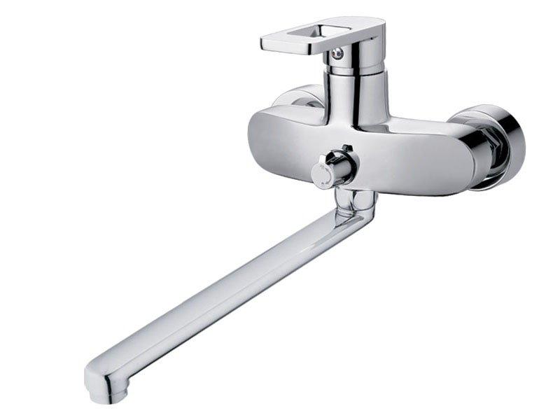 2288 смеситель д/ванны двух-рук (хрусталь) катридж перекл